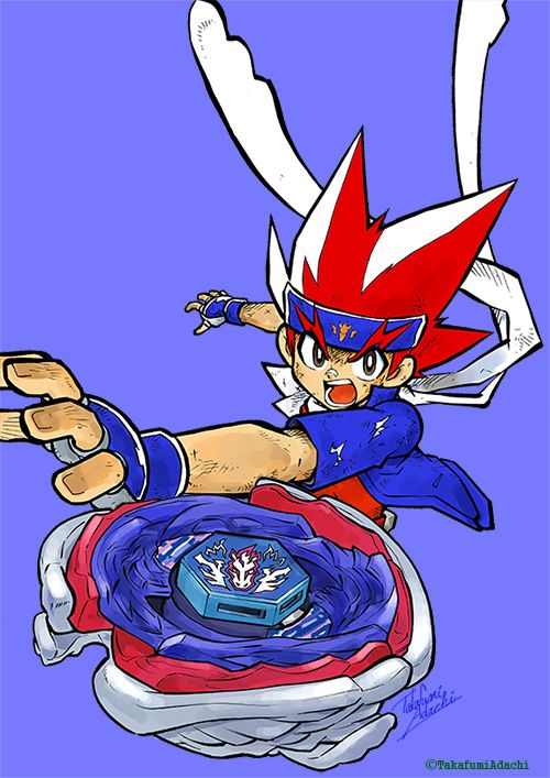 Beyblade metal fusion visual 1