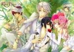 Kiss of rose princess visual 1