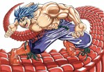 Toriko manga visual 1