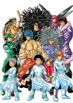 Toriko manga visual 5