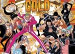 One piece films gold manga visual