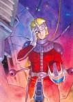 Ms gundam origin manga visual 5