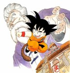 Dragon ball illust 3