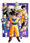 Dragon ball illust 6