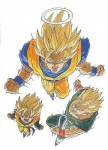 Dragon ball illust 8