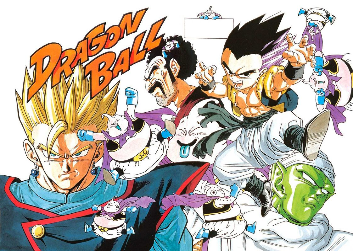 Dragon ball illust 10