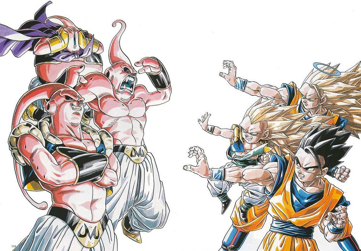Dragon ball illust 7