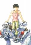 Eden manga visual 2