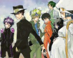 Katekyo Hitman Reborn visual 5