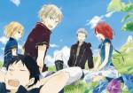 Shirayuki cheveu rouge visual 1