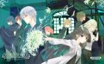 Maison ayakashi secret service manga visual 1