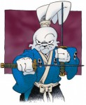 Usagi yojimbo visual 1