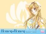 Honeyx honey fond ecran 1600x1200