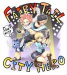 Fairy tail city zero annonce