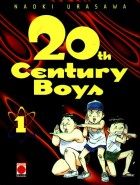 Manga - 20th century boys