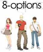 Mangas - 8-options