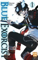 Manga - Blue Exorcist
