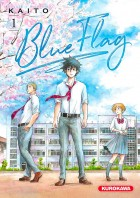 mangas - Blue Flag