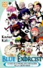 mangas - Blue Exorcist - Guidebook