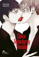 mangas - Choco Strawberry Vanilla