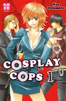 Manga - Manhwa - Cosplay Cops