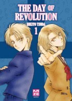 Manga - The day of revolution
