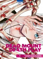 mangas - Dead Mount Death Play
