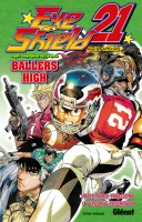 mangas - Eye Shield 21 - Artbook