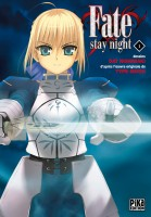 Mangas - Fate Stay Night