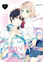 mangas - He Came for Learning Love