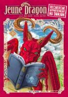 mangas - Jeune dragon cherche appartement ou donjon
