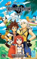 mangas - Kingdom Hearts - Roman