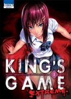 Manga - King's Game Extreme