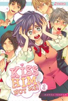 Manga - Kiss Him, Not Me