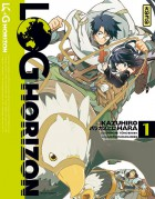 Manga - Manhwa - Log Horizon