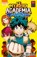 mangas - My Hero Academia - Team Up Mission