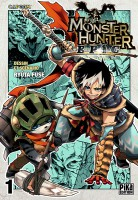 mangas - Monster Hunter Epic
