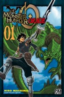 Mangas - Monster Hunter Orage