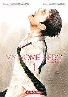 Manga - My Home Hero