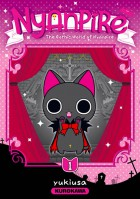 Mangas - Nyanpire - The Gothic World of Nyanpire