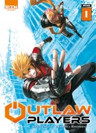 Manga - Outlaw Players