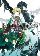 mangas - Pandora Hearts - Guide book