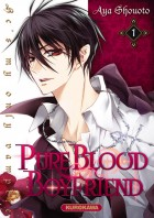 Manga - Pure blood boyfriend - He's my only vampire