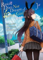 mangas - Rascal Does Not Dream of Bunny Girl Senpai