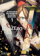mangas - Re:Zero - Chronicles la ballade amoureuse de la lame démoniaque