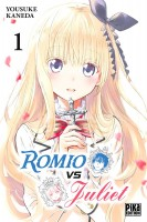 Mangas - Romio vs juliet