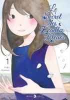 mangas - Secret des écailles bleues (le)