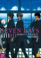 Manga - Manhwa - Seven days