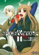 Mangas - Spice and Wolf