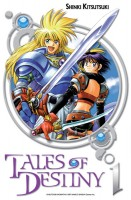 manga - Tales of Destiny